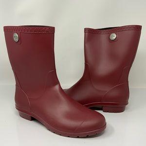 UGG Sienna Rain Boot. Size 11.